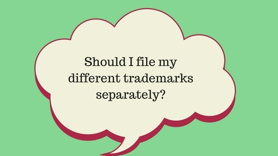different trademarks