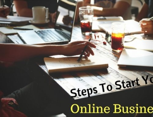 Steps To Follow When Starting Your Online Business