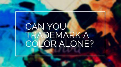 trademark color