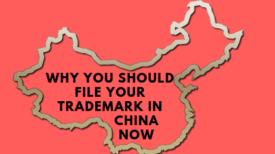 trademark in China