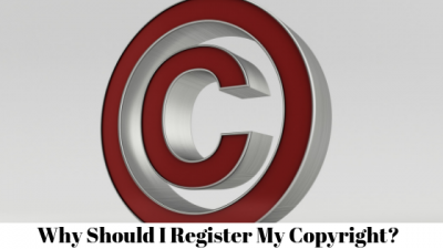 Register my Copyright